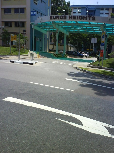 New Road Divider @ 629