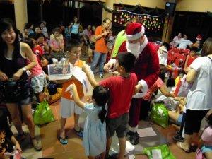 Santa Dress-Up