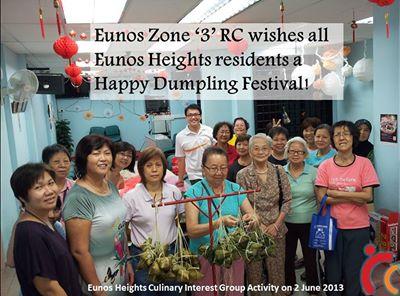Happy Dumpling Festival